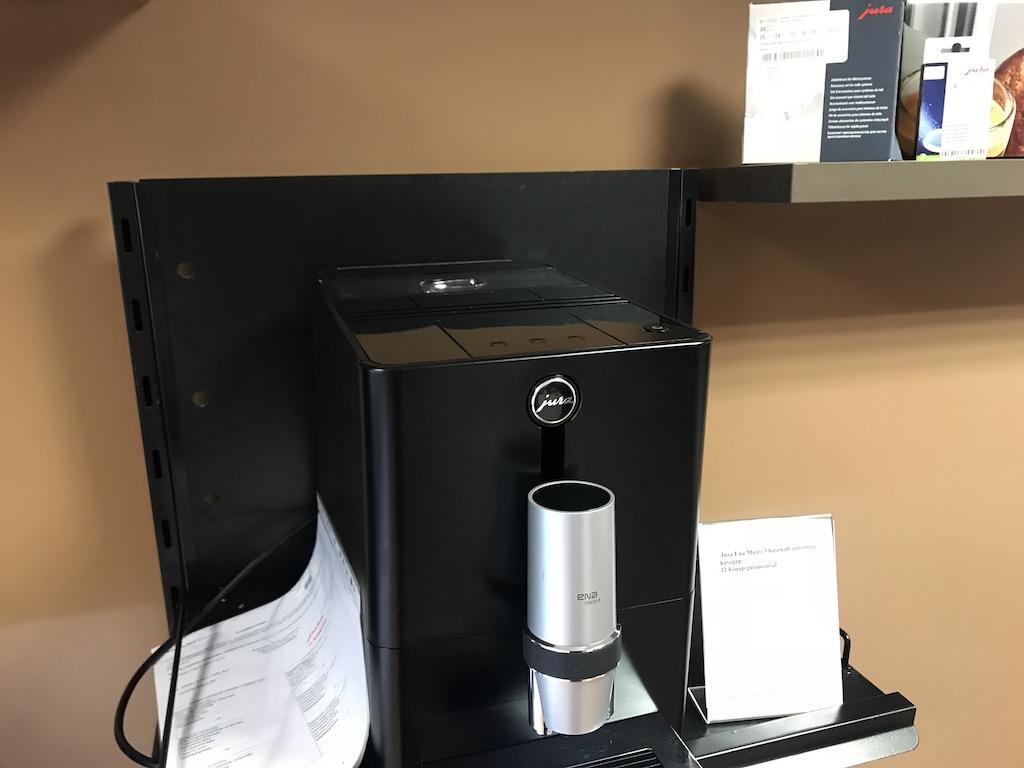 Jura Ena Micro 3 felújított kávégép 12 hónap garanciával