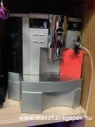 Jura XS9 OTC felújított kávégép 12hónap garanciával