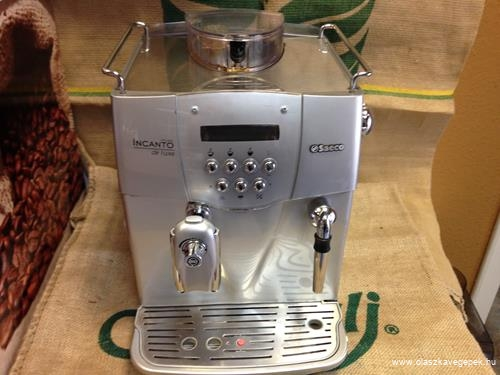 Saeco Incanto De Luxe felújított  kávégép 12 hónap garanciával