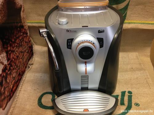 Saeco Odea Go felújított automata kávégép 12 hónap garanciával